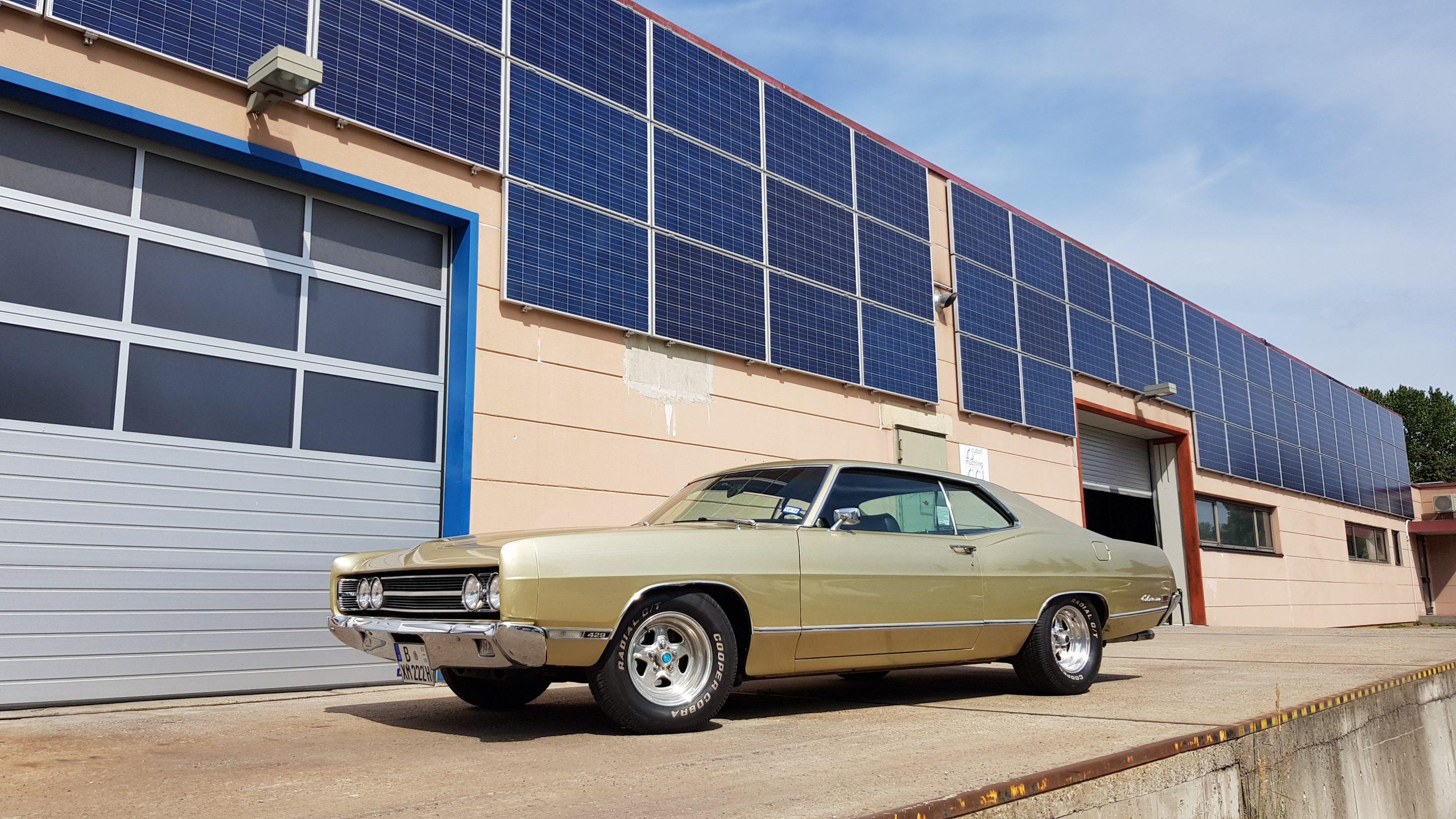 Ford Galaxie Coupé 1969