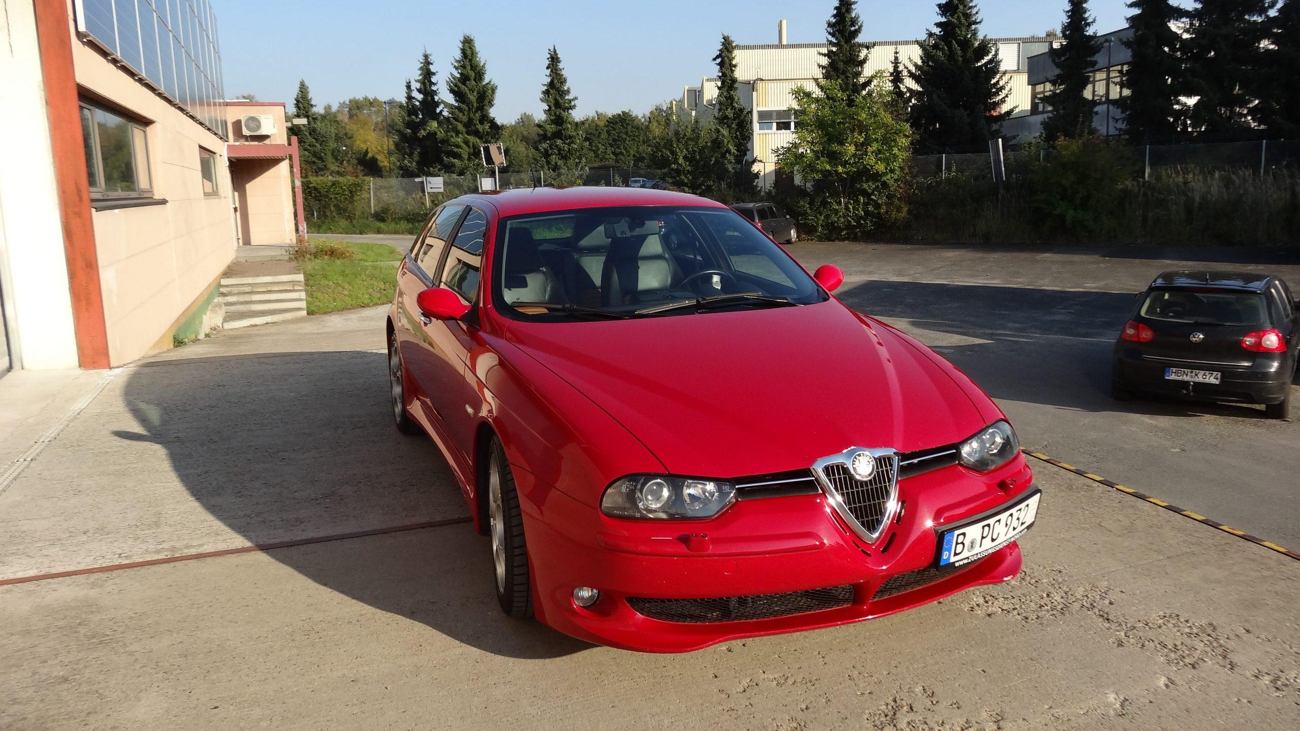 Alfa Romeo 156 GTA Sportwagon 2003
