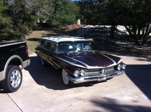 Buick Invicta Wagon 1960