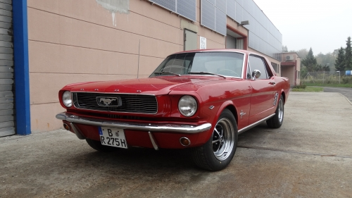 Ford Mustang Hardtop Coupé 1966