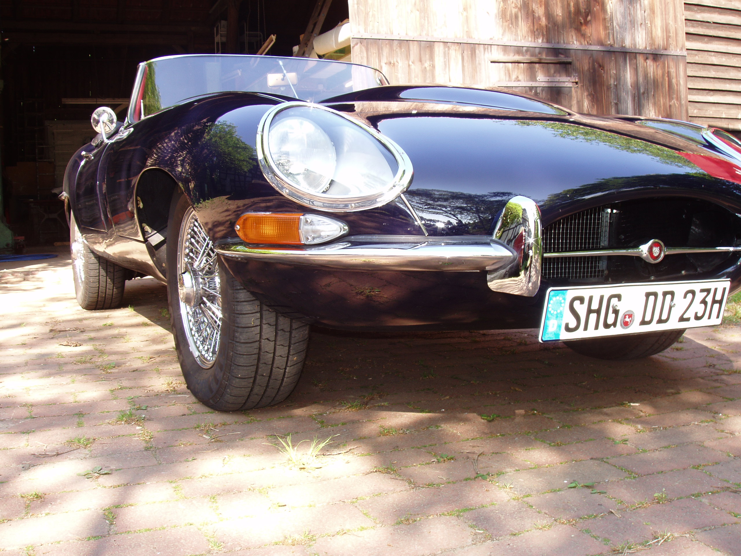 jaguar e type cabrio 1967 precious cars berlin. Black Bedroom Furniture Sets. Home Design Ideas