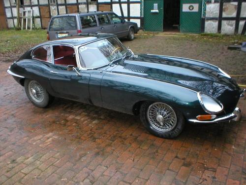 Jaguar E-Type Coupé 1967