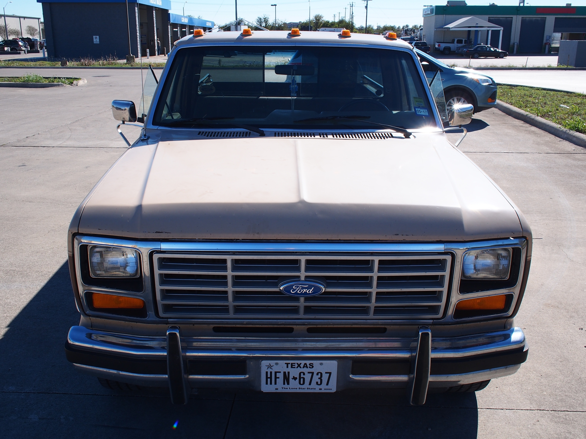 Ford F 150 1986 Precious Cars Berlin Xlt Der F150 In Texas